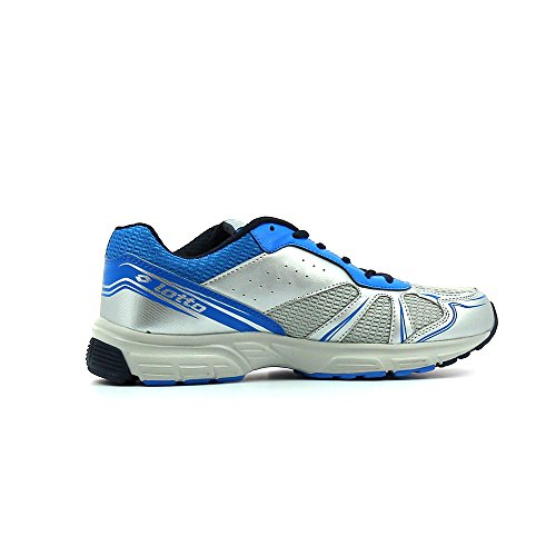 Lotto SPEEDRIDE 600, Silver MT / Blue AVI, 46