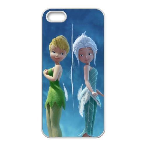 Periwinkle Disney 011 coque iPhone 5 5S Housse Blanc téléphone portable couverture de cas coque EEEXLKNBC19804