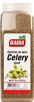 Badia Celery Seed Whole 16 oz