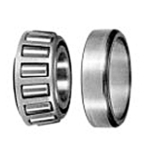 TAPERED CUP AND CONE SETS FOR BEARINGS: CONE/CUP NO: 15123/15245 2.44 A DIM., 0.715 B DIM., 1.25 CONE I.D.(Item Diameter), 156264 (Universal Cup Bearing)