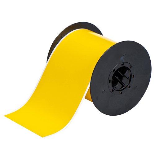 Brady 262-B30C-4000-595-YL Bbp31 Indoor-Outdoor Vinyl Tape - Yellow