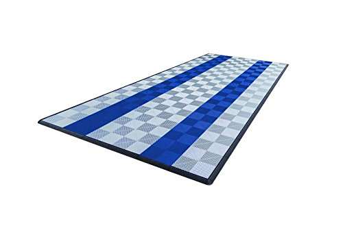 Ford Single Car Parking Pad by Ribtrax - Design 3