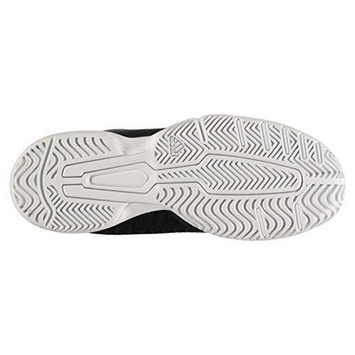 para Court Zapatillas Negro Negro Mujer de Barricade W Tenis adidas 000 a5wqYn