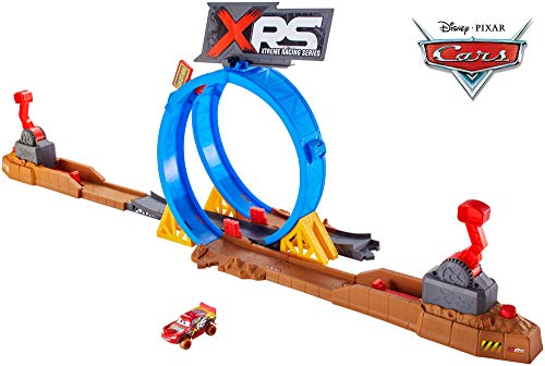 Disney/Pixar Cars XRS Crash Challenge Playset