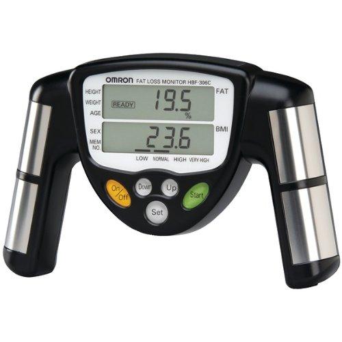 OMRHBF306C - OMRON HBF-306C Body Fat Analyzer
