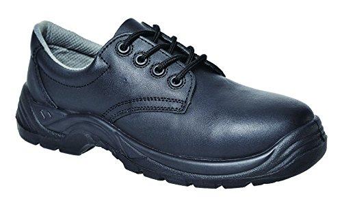 Portwest FC14 - Zapato Compositelite 45 / 10.5, color Negro, talla 45 negro - negro