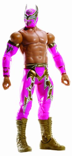 Mattel WWE Series #35 Sin Cara Figure by WWE