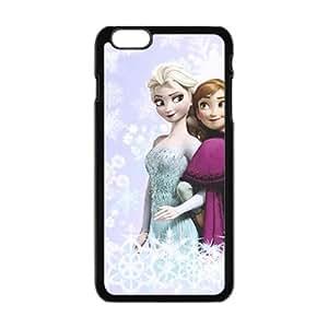 SANYISAN Frozen Black iPhone plus 6 case