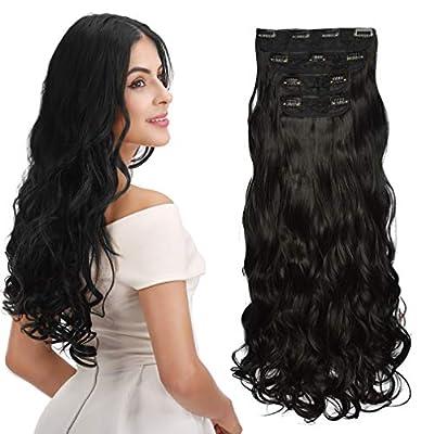 REECHO Hair Extensions Clip