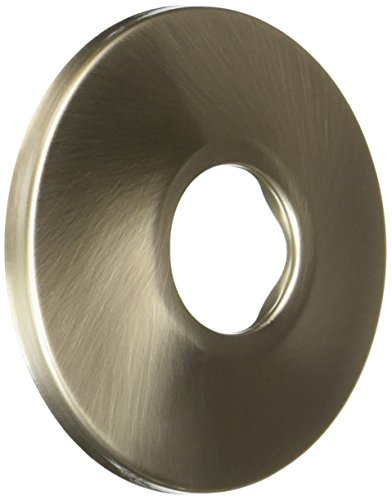 "LDR Industries 507 8104BN Wall Flange, 1/2"" H x 5/8"" W, Copper Brushed Nickel"