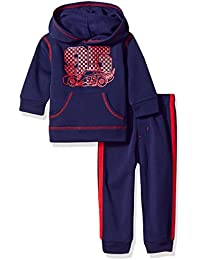 Boys' Cars 2-Piece Hoodie and Pant Set