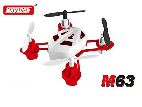 Skytech M63 RTF Micro Quadcopter - White by SkyTech by SkyTech