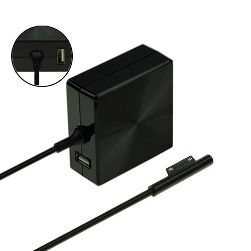 65W AC Charger Power Supply Adapter For Microsoft Surface...