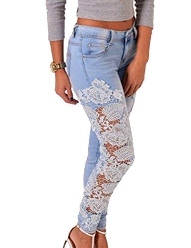 Leadingstar Women's Sexy Denim Skinny Je - Sexy Women In Jeans Shopping Results