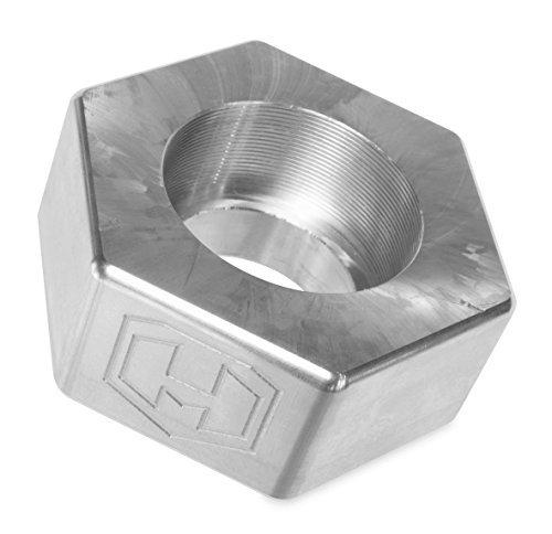 Hess Motorsports 101006 Billet Aluminum Axle Lock Nut