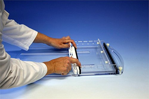 - CBS Scientific Horizontal Continuously Adjustable Gel Casting Tray fits many different horizontal gel trays.
