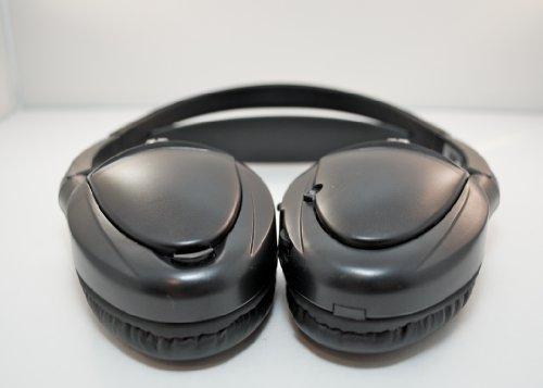 GMC Yukon Wireless DVD Headphones (Black, 1 Headset)