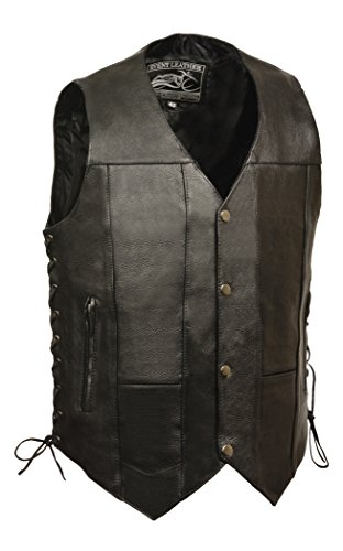 Event Leather Vest - 2