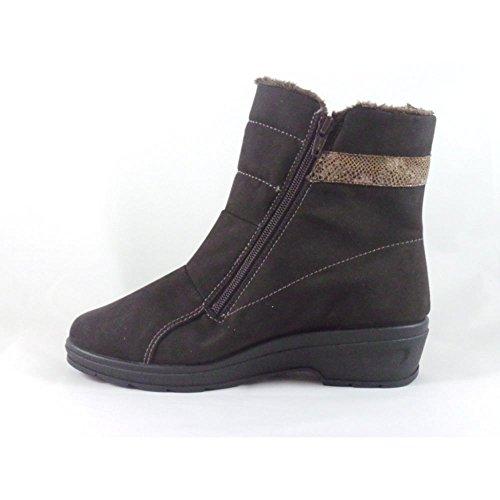 Boots Botas Ankle Marrom Rohde E gqU61TxY