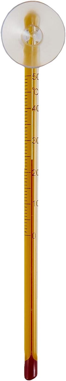 Amtra Croci Termometro Slim con Ventosa