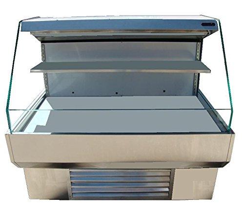 Coolman Commercial Refrigerated Open Display Case Merchandiser (36