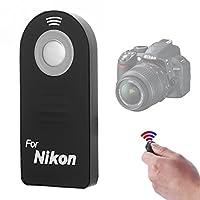 pangshi Wireless Remote Control IR ML-L3 for Nikon Digital SLR Cameras