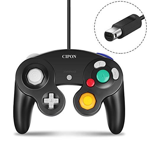 Gamecube Controller Compatible with Nintendo Gamecube Black