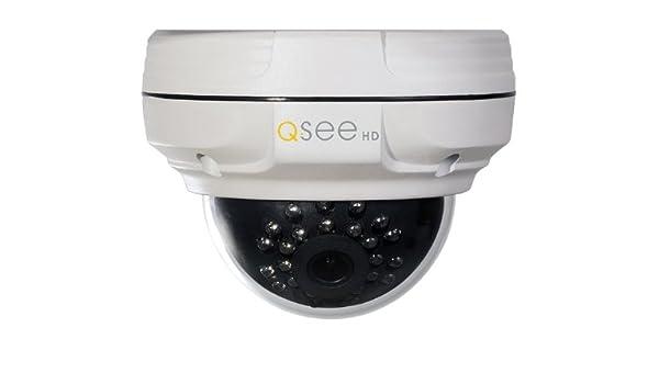 Q-See QTN8032D Cámara de seguridad IP Interior y exterior Almohadilla Blanco 1920 x 1080Pixeles: Amazon.es: Electrónica