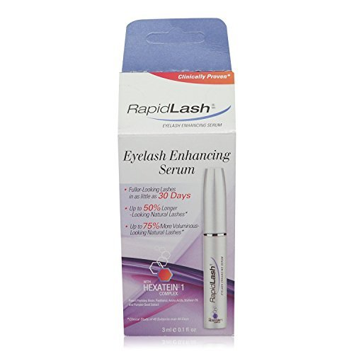 Rapidlash Eyelash and Eyebrow Enhancing Serum (3ml),0.1-Fluid Ounces Bottle (Best Brow Enhancing Serum)