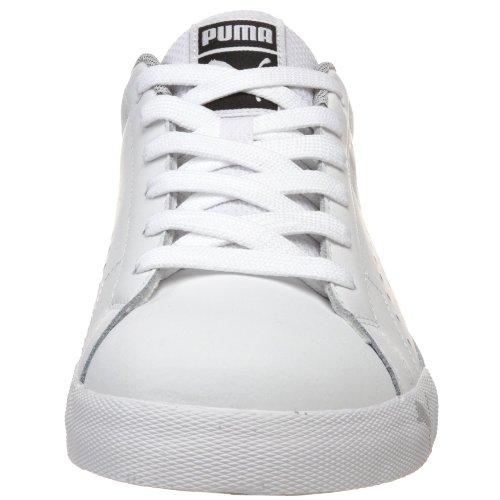 Sneaker Da Gioco Puma Da Uomo, Bianco / Grigio Viola, 12 D (m) Us