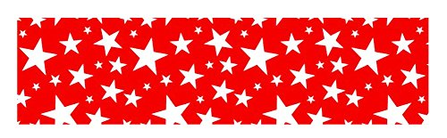 5 PCS Bike Decorations Fixed Gear Bicycle Sticker For Bicycle Frame -Star by George Jimmy