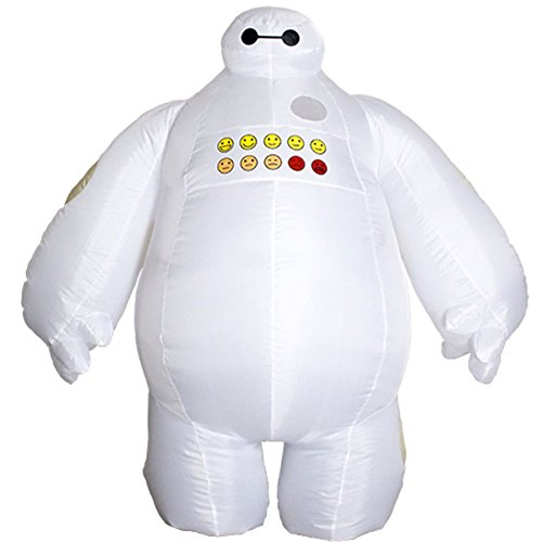 Inflatable Baymax Costumes - Baymax Inflatable Costume Cosplay Halloween