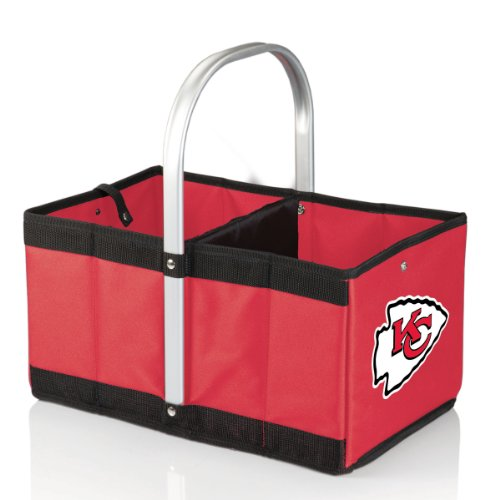 NFL Kansas City Chiefs Urban Market Basket, Red