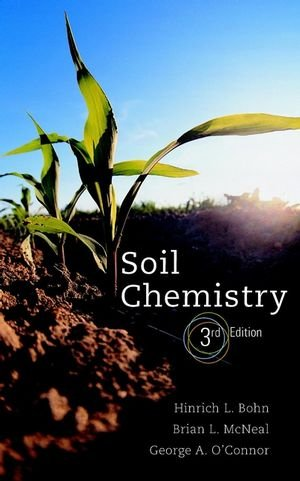Soil Chemistry, 3rd Edition