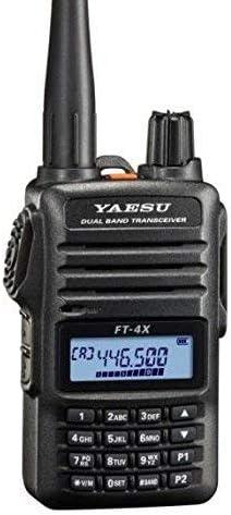 Yaesu FT-4XR Dual Band HandHeld VHF UHF Transceiver