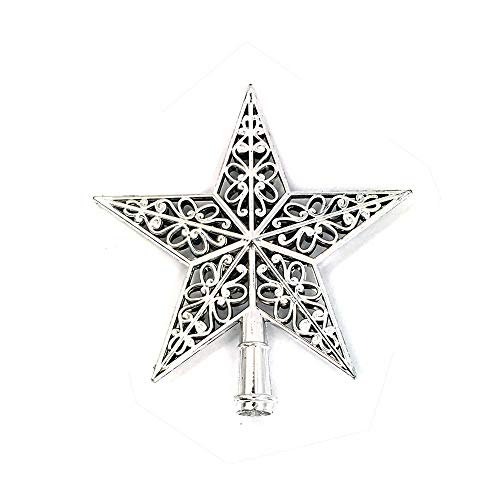 Xmas Decorations Clearance Sale,Libermall Xmas Decoration Ornament Treetop Topper Christmas Tree Top Sparkle Stars, Perfect for Holiday Party Christmas Tree Decor Pendant Ornaments