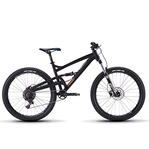 Atroz 3 Full Suspension Mountain Bike, 18