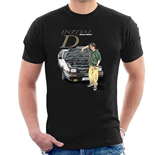 initial d t shirt - 7