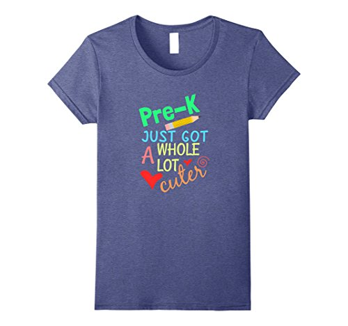 Womens Cute First day Back to School Outfits Kids Girls Pre-K Large Heather (Cute First Day Of School Outfits)