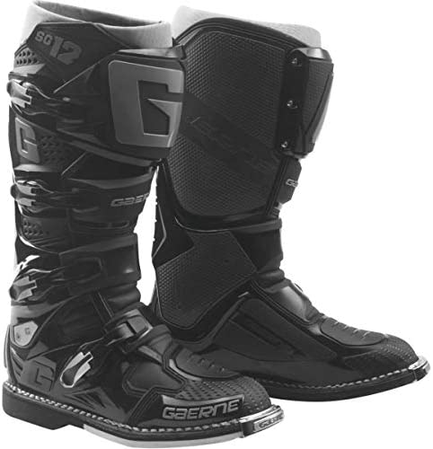 Gaerne 2019 SG-12 ブーツ (9) (ブラック/ブラック)