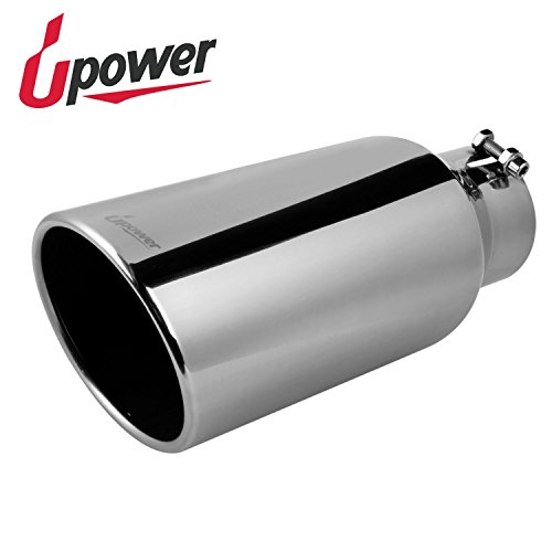 Diesel Exhaust Tip 4 inch inlet 6 inch outlet 15