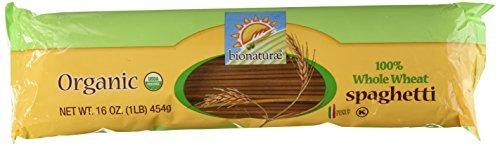 bionaturae Organic Whole Wheat Spaghetti - 16 Ounce (Organic Whole Wheat Spaghetti)