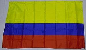 Bandera Colombia Fútbol nazione Selección Banderas 145cm