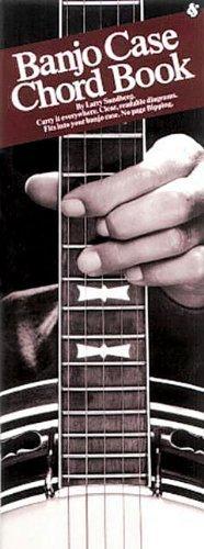 Banjo Case Chord Book by Sandberg, Larry published by Music Sales Ltd (1986)