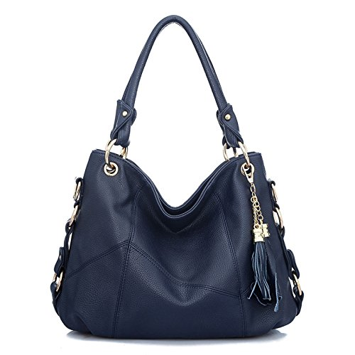 à Pocket Rétro Sac Multi à Main Glands Mini Couture Mode blue Bandoulière Épaule Sac wARqZRP
