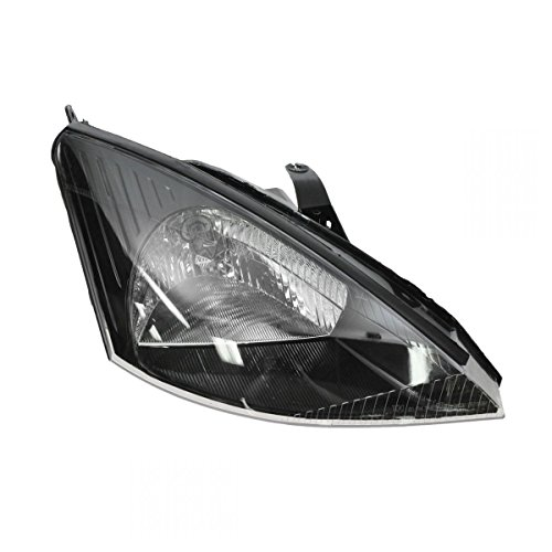 Headlights Svt Focus - Headlight Headlamp RH Right Passenger Side for 02-04 Ford Focus SVT