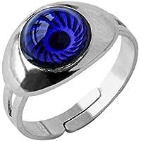 Inspiration Mood Ring Change Color Decorations Size Adjustable