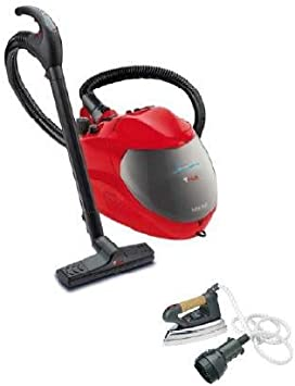 Polti Lecoaspira 705 kit - Aspirador + Limpiador a vapor, filtro Hepa ideal para personas alérgicas, autonomía ilimitada, filtro de agua, incluye plancha accesorio: 347.03: Amazon.es: Hogar