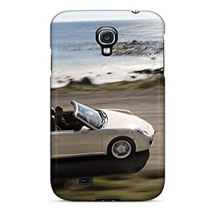 DLz11849WfzN ChrismaWhilten 2008 Porsche 911 Carrera Cabriolet Durable Galaxy S4 Cases