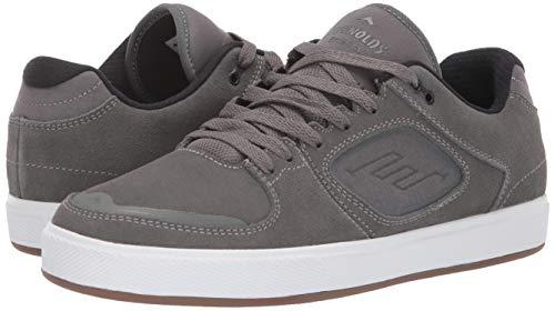 Pictures of Emerica Men's Reynolds G6 Skate Shoe 6102000118 Grey 4